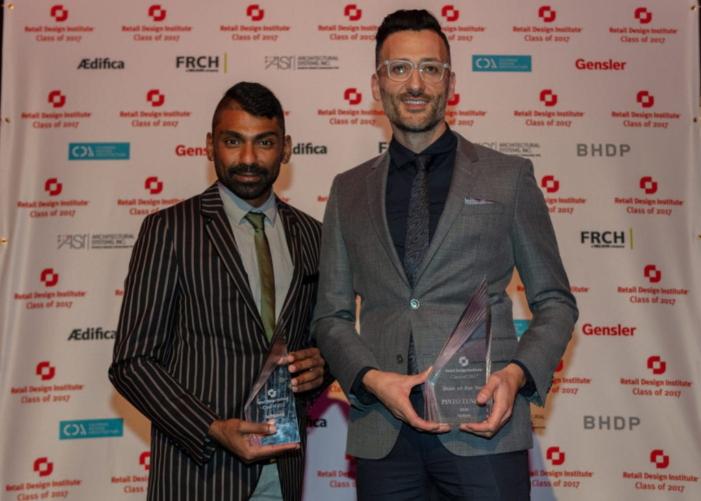 retail design store of the year winners 2018