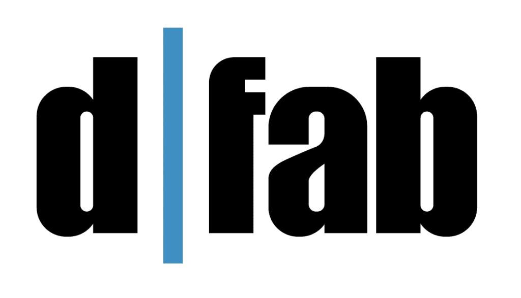 d | fab logo