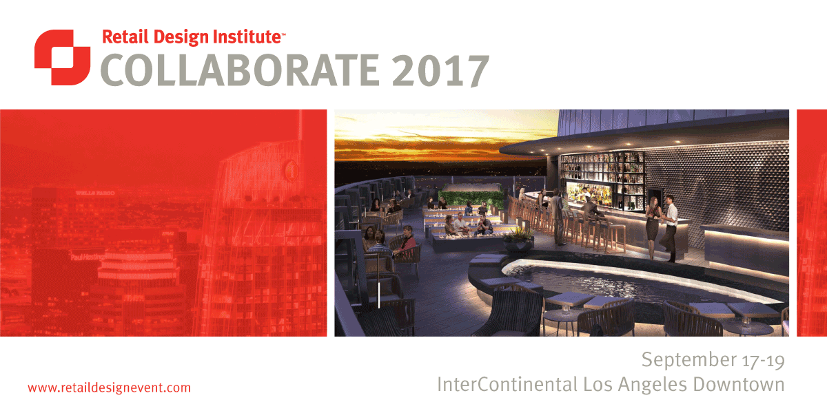 Collaborate Retail Design Event 2017