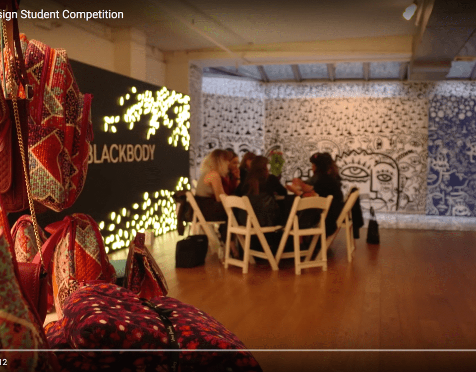 Video NYC Iron Design Student Competition