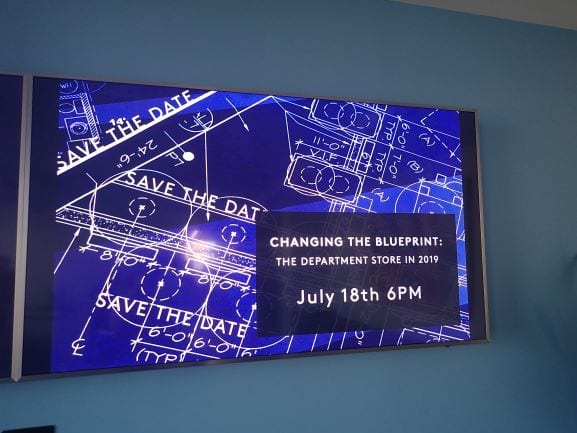 Retail design institute new york chapter retail design institute rdi nyc july 2018 event changing the blueprint the department store in 2019 malvernweather Image collections