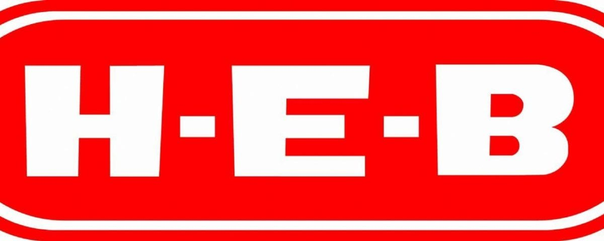 H-E-B Logo for retail design job listing