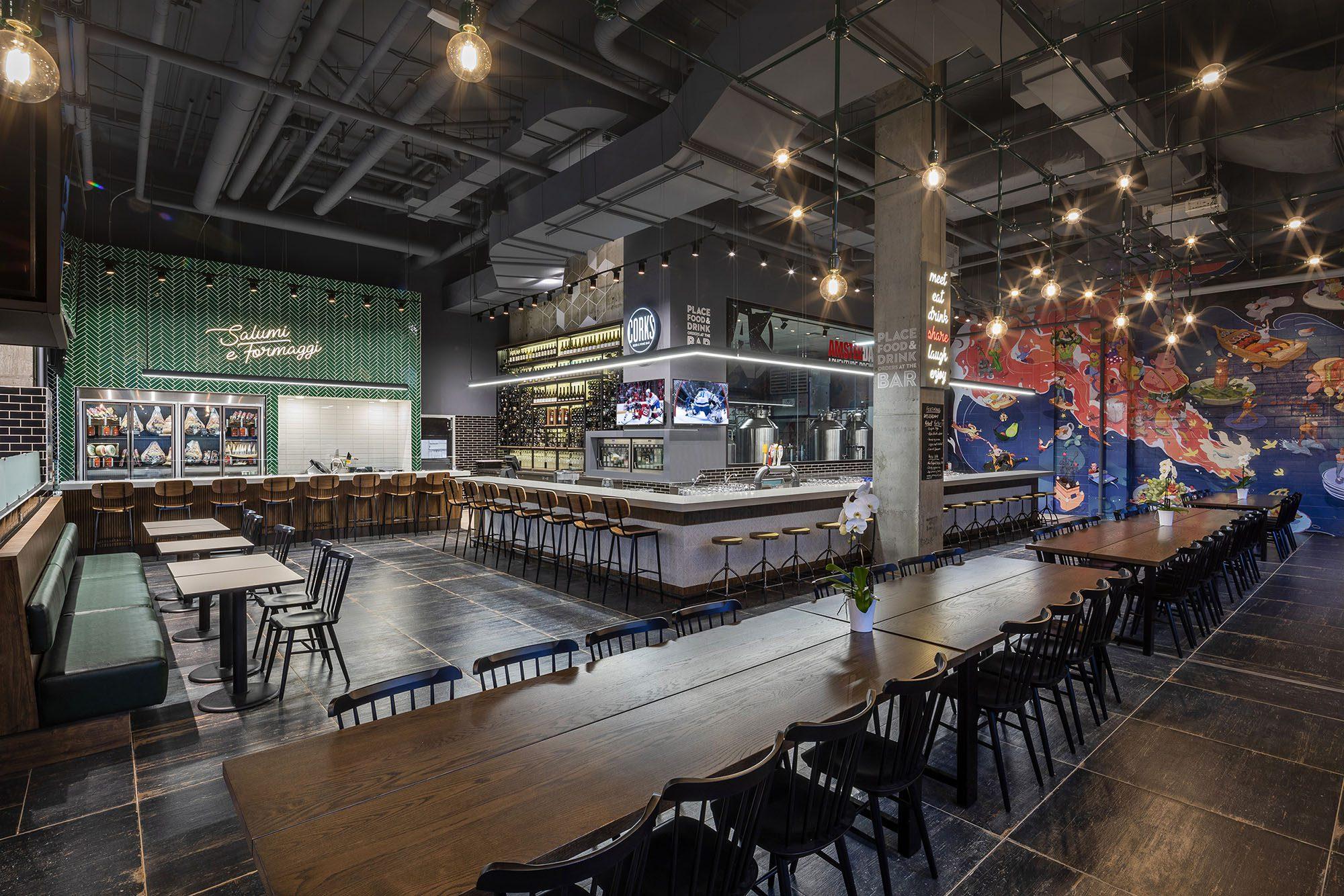Longo's, Toronto | 2019 Design Award Winner