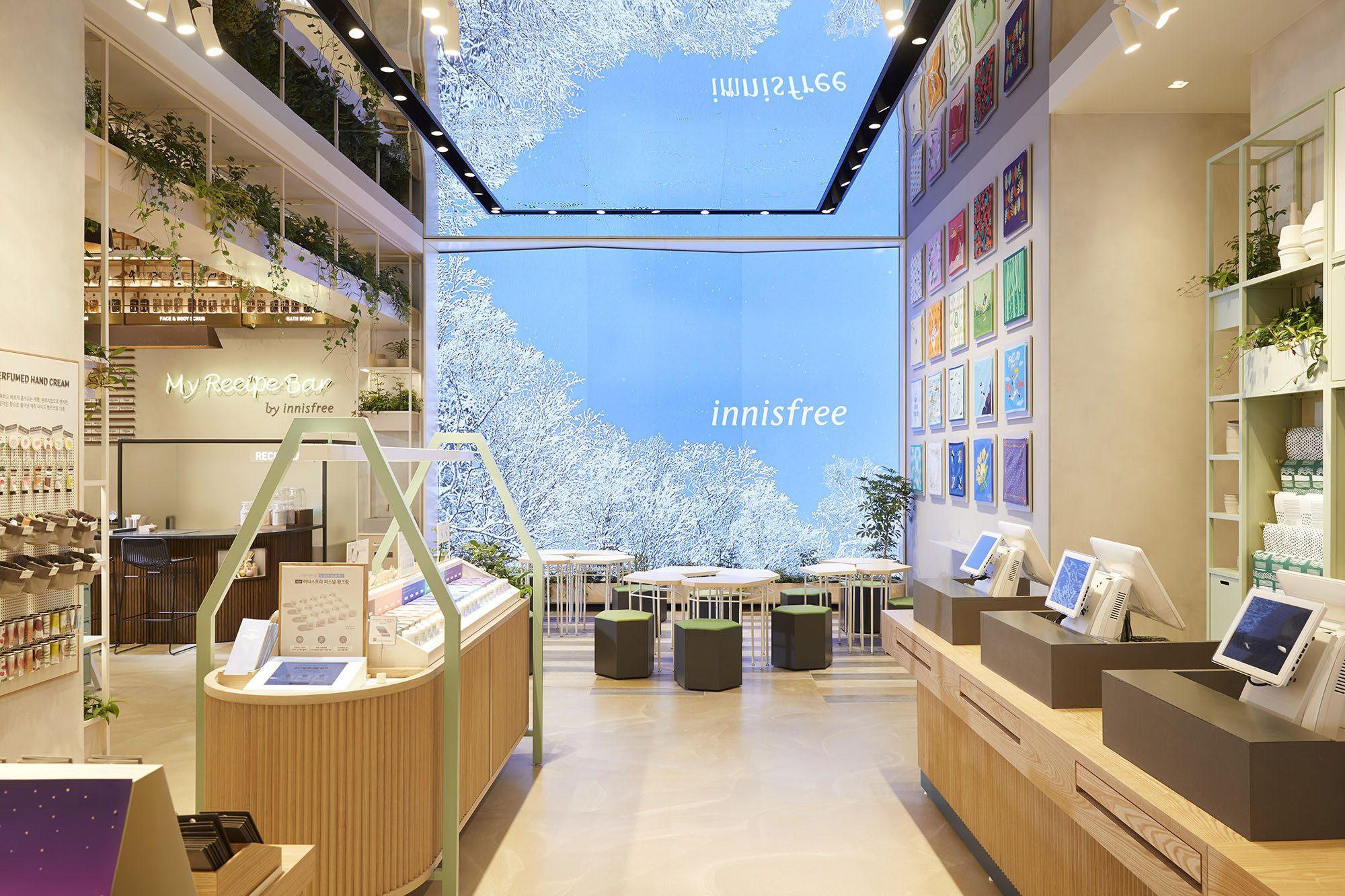 Innisfree, Seoul | 2019 Design Award Winner