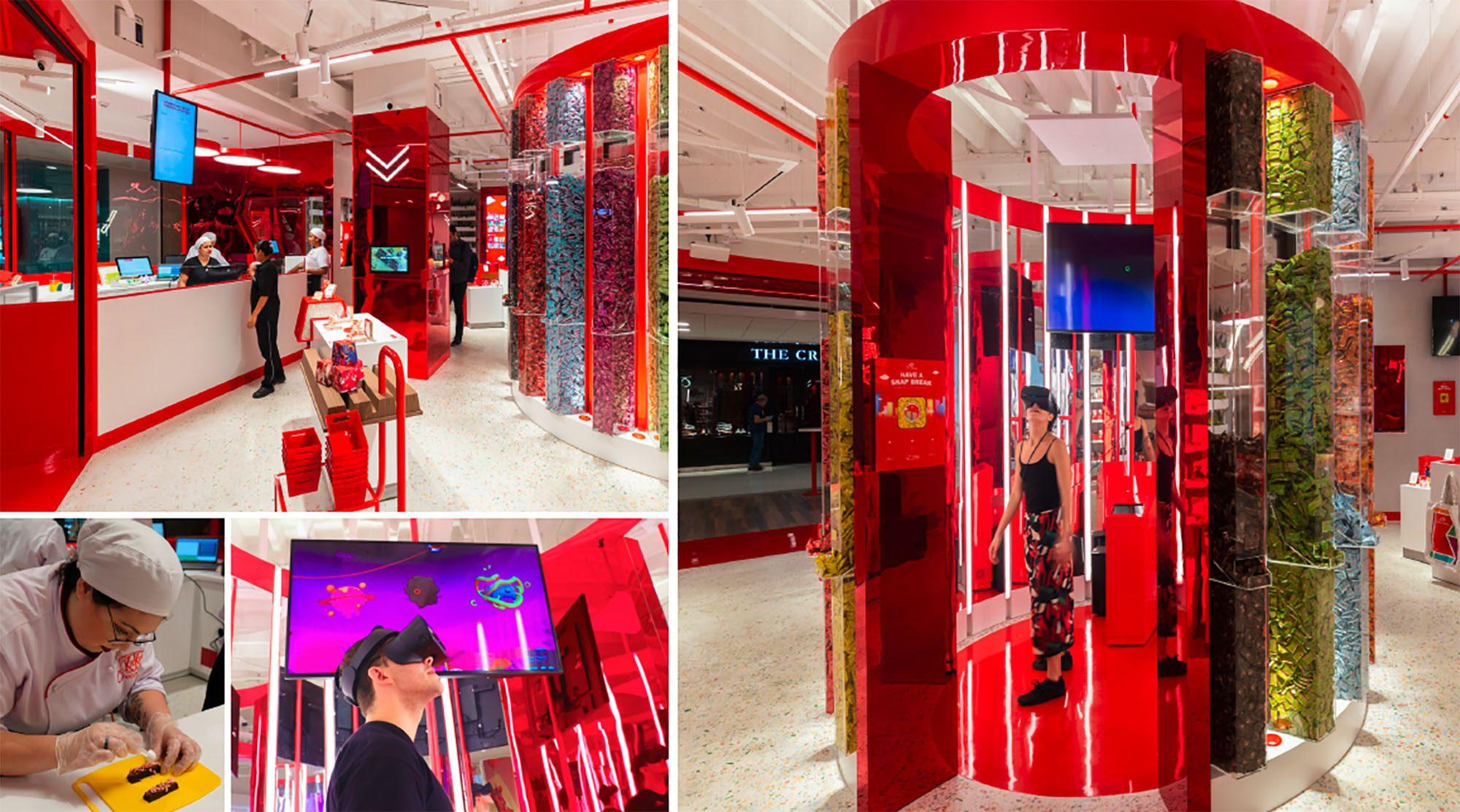 Nestlé KitKat Chocolatory, São Paulo | 2019 Design Award Winner