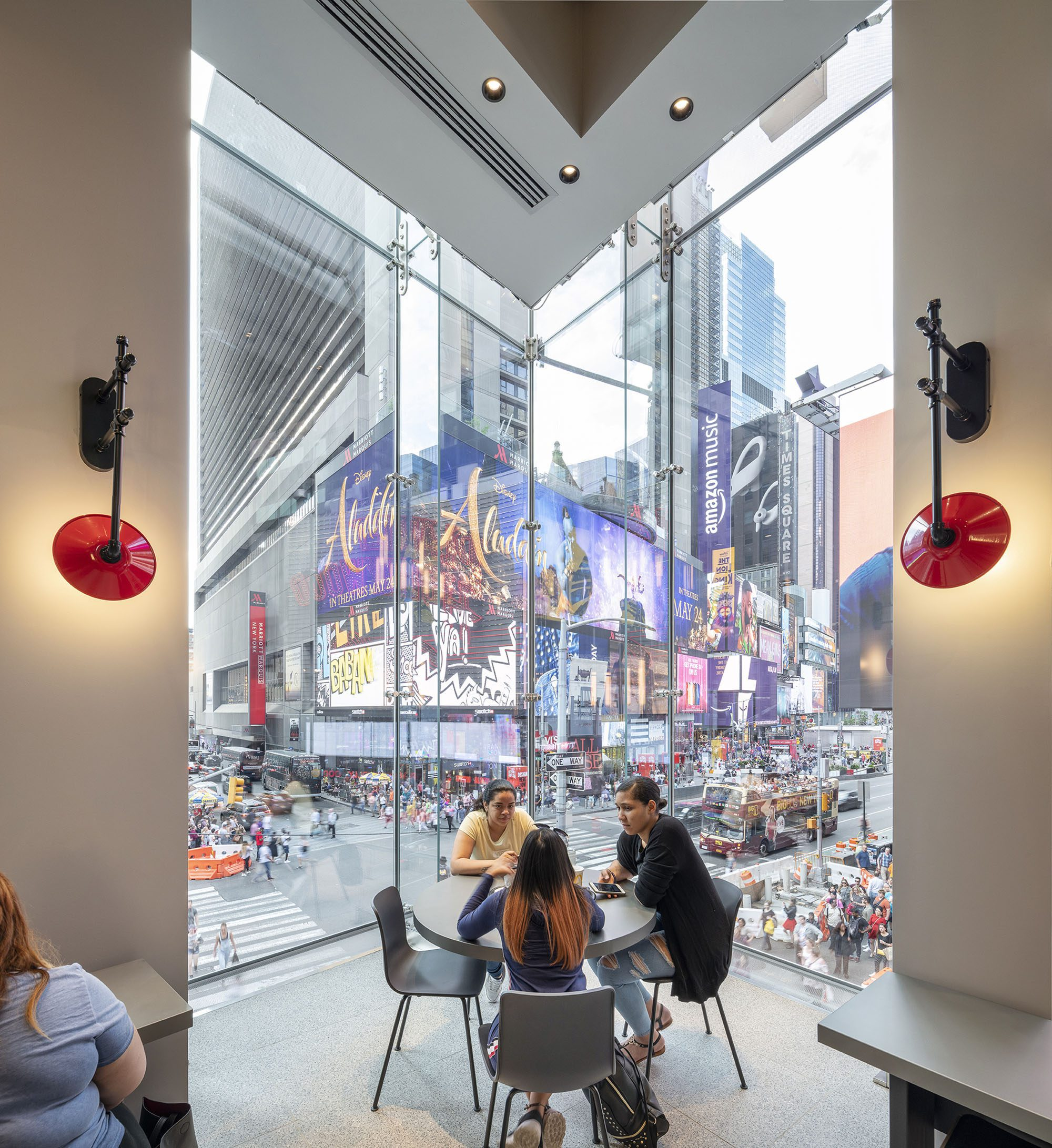 McDonald's, New York City | 2019 Design Award Winner