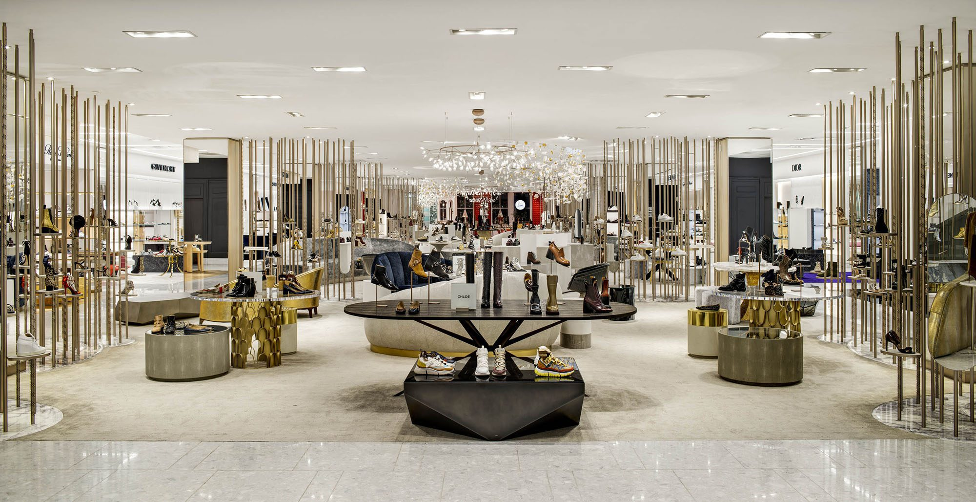 Saks Fifth Avenue, New York City | 2019 Design Award Winner