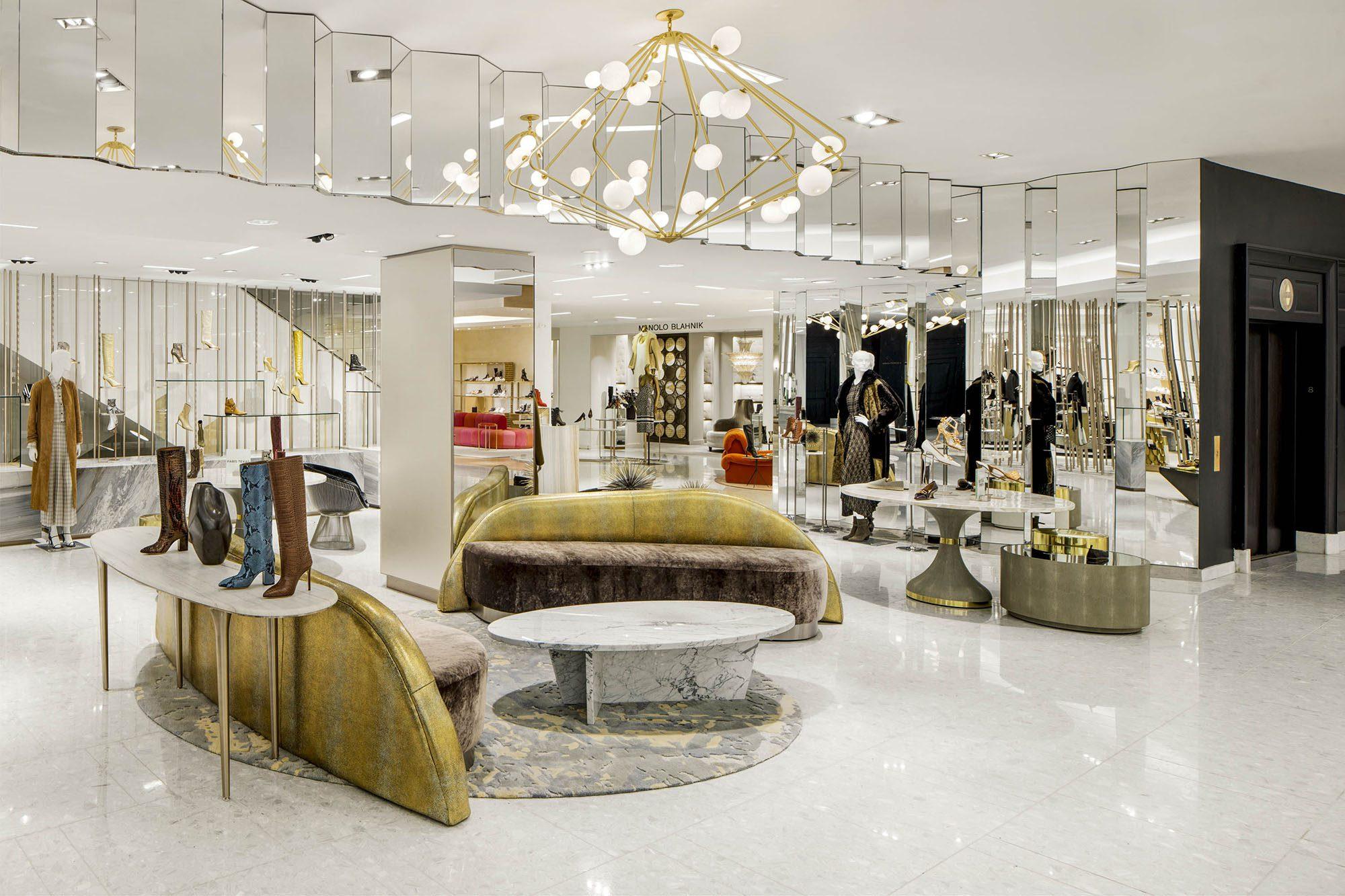 Saks Fifth Avenue, New York City   2019 Design Award Winner