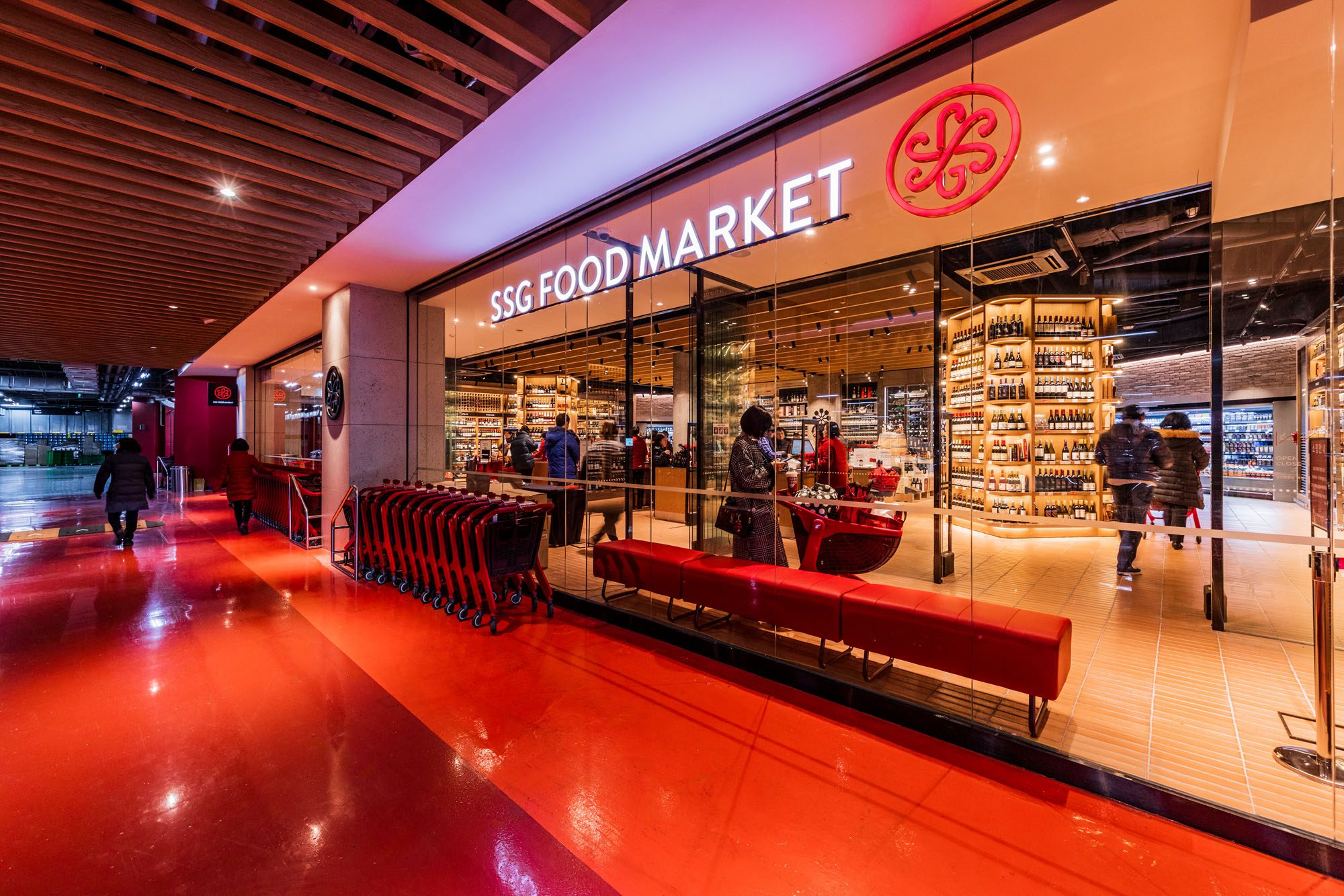 SSG Food Market, Seoul | 2019 Design Award Winner