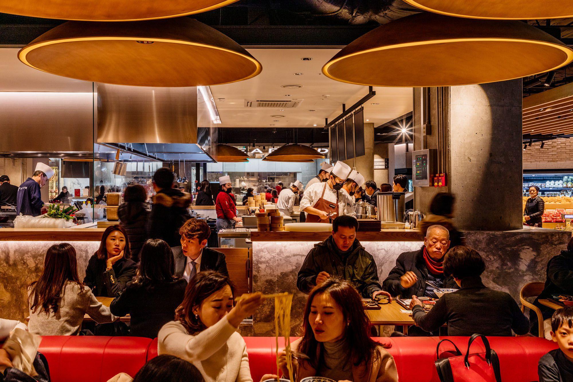 SSG Food Market, Seoul | 2019 Design Award Winner