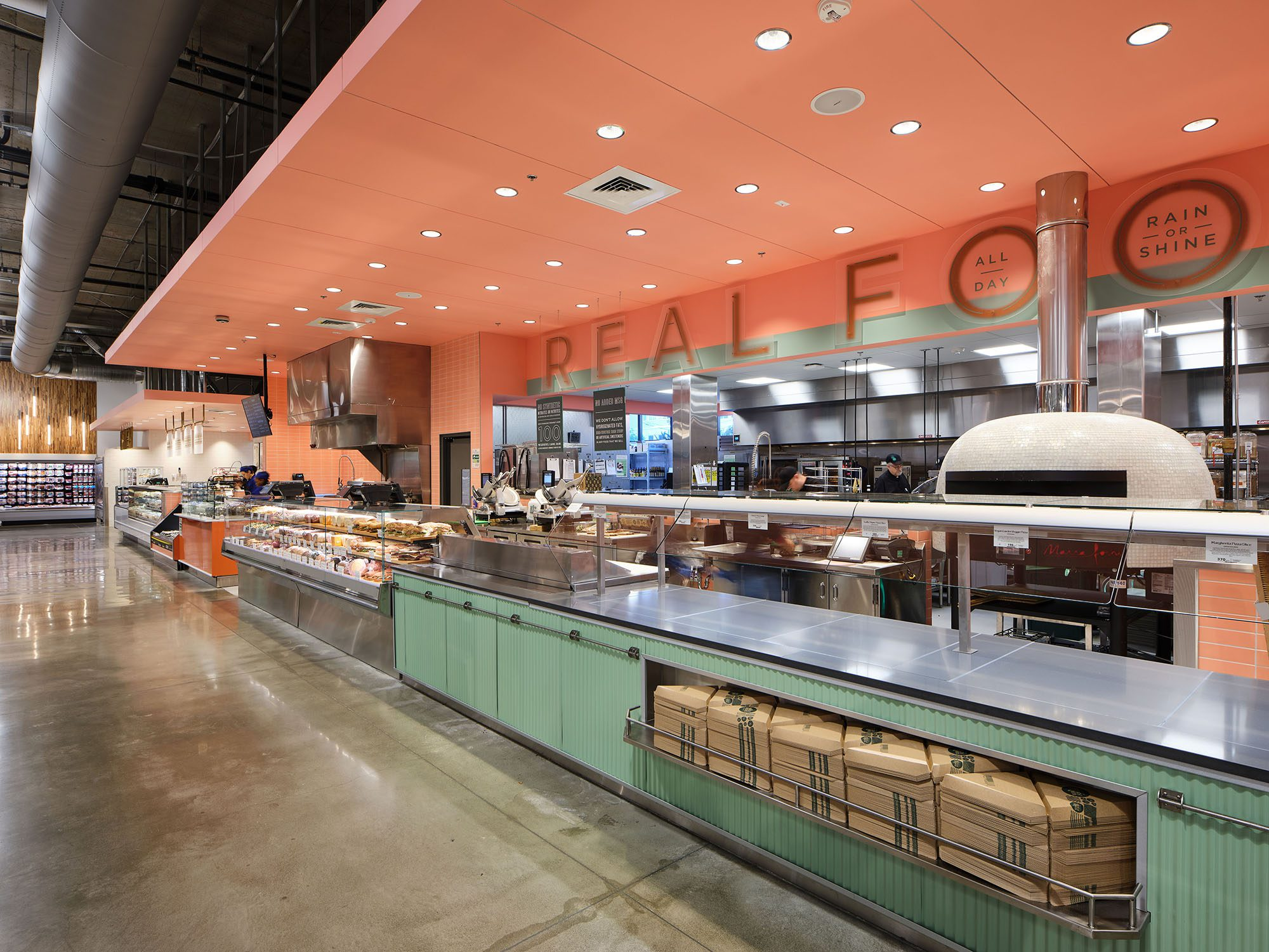 Whole Foods Market, Seattle | 2019 Design Award Winner