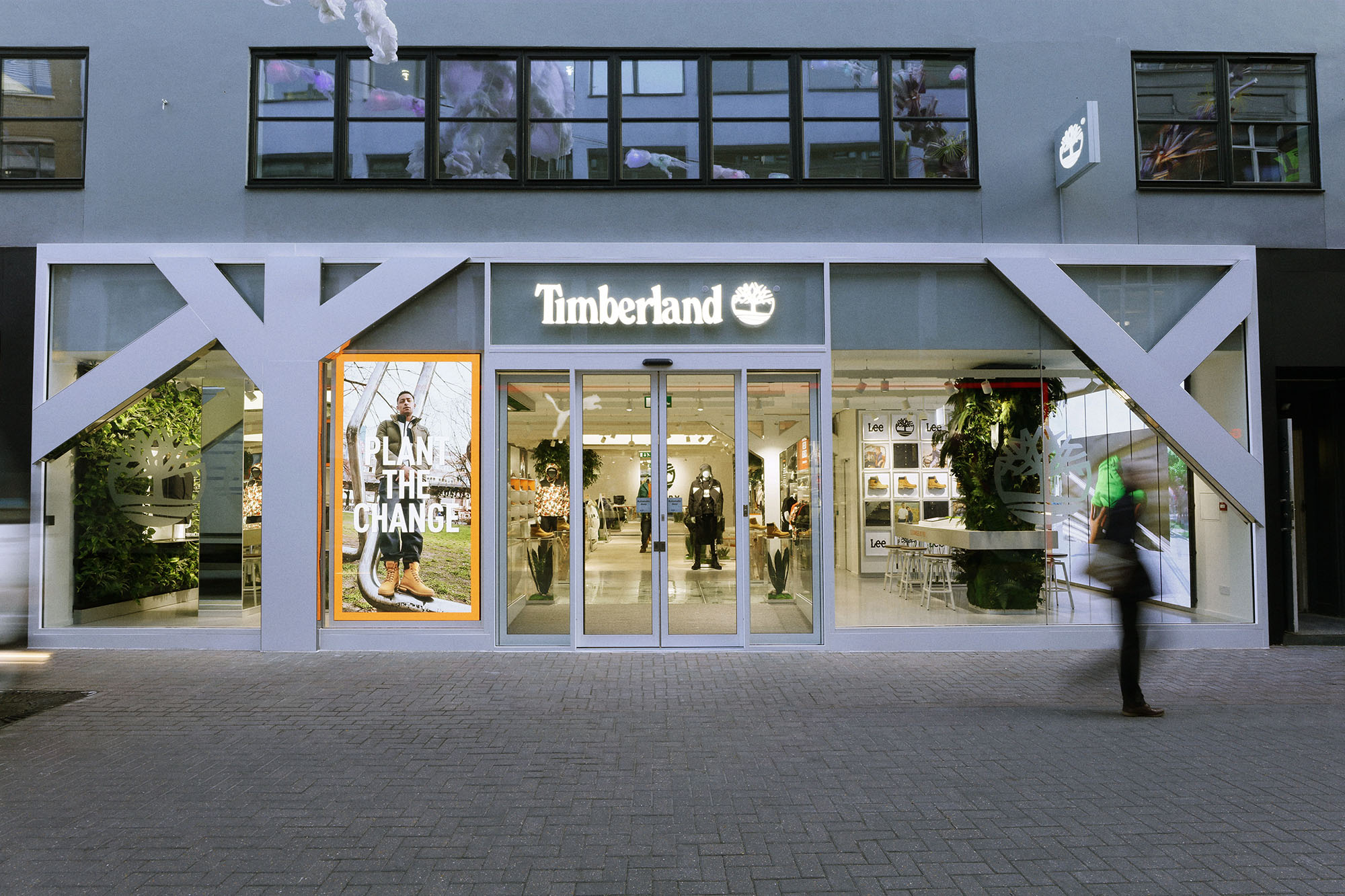 Timberland, London | 2019 Design Award Winner